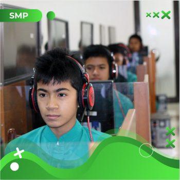 SMP (Sekolah Menengah Pertama)