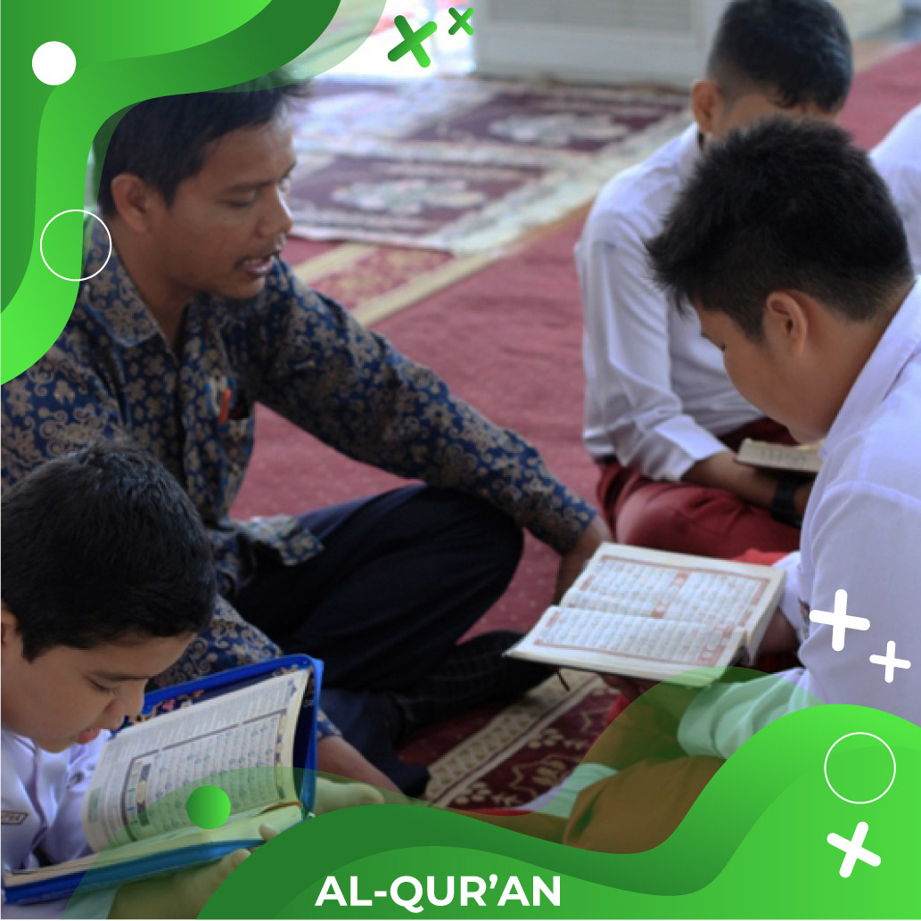 al-quran 3 pilar utama al-ittihad