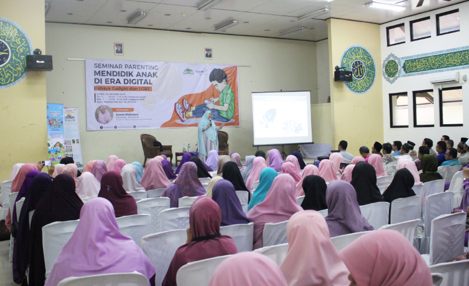 seminar-parenting-ykpi-al-ittihad