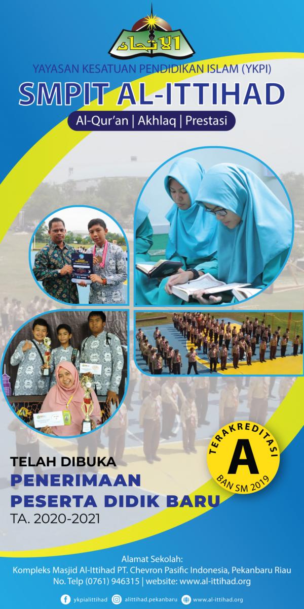 PPDB SMPIT Al-Ittihad TA.2020/2021