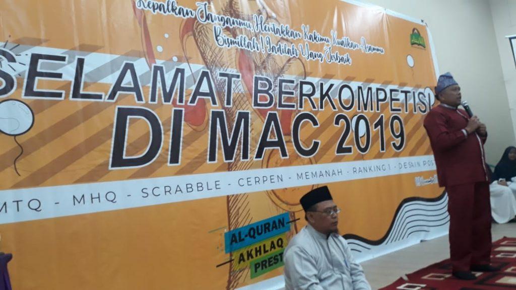 MAC 2019 MTs Al-Ittihadiyah Competition