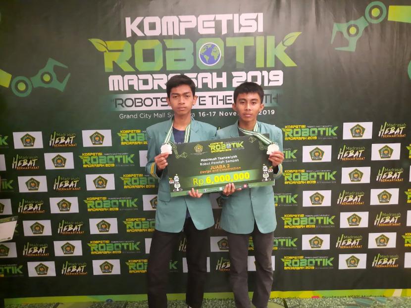 juara-robotik-madrasah-ke-5-2019