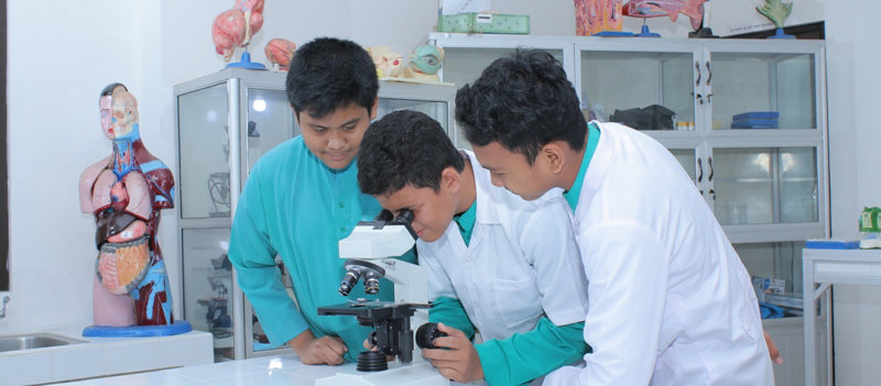 Labor Biologi Al-Ittihad