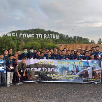 SMPIT Study tour ke singapura