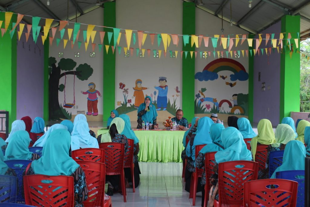 Sambutan dari Kepala Sekolah TKIT Al-Ittihad