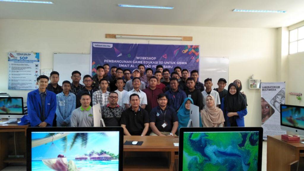 workshop-pembangunan-game-edukasi-3d-smait-al-ittihad