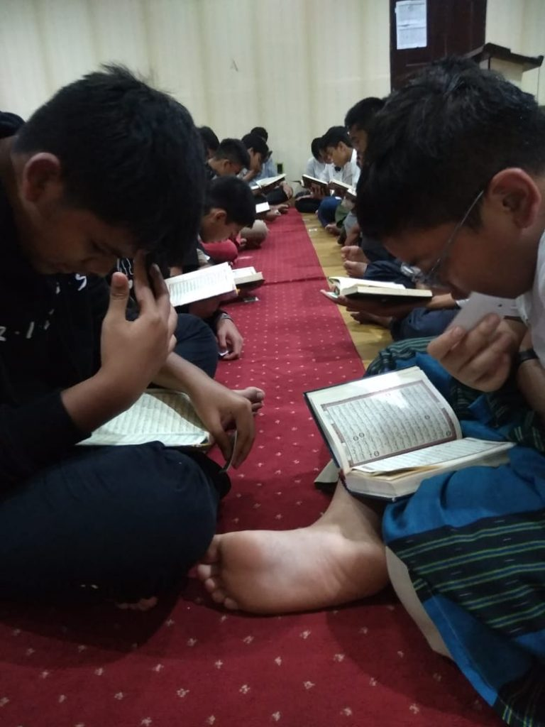 MABIT & OUTING STUDY KELAS IX SMPIT AL ITTIHAD