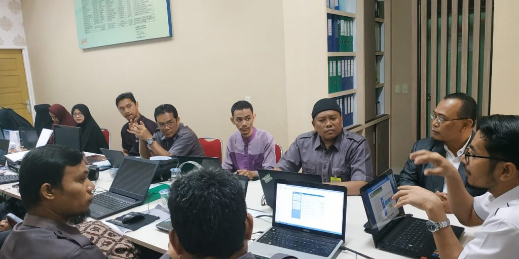 MTs Al-Ittihadiyah Gelar Workshop Aplikasi Rapor Digital (ARD)