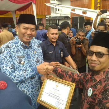SDIT Al-Ittihad Mendapatkan Penghargaan Sekolah Adiwiyata Kota 2019