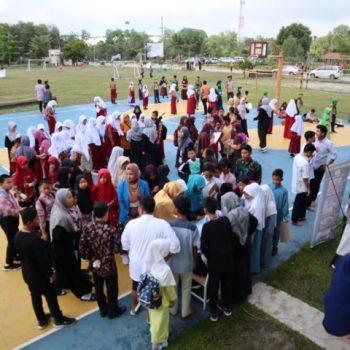 EXPO VIII SMPIT Al-Ittihad Ramai di Hadiri Peserta dan Pengunjung