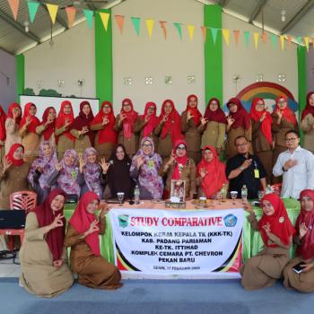 Study Comparative Kelompok Kerja Kepala TK (KKK-TK) Kab. Padang Pariaman