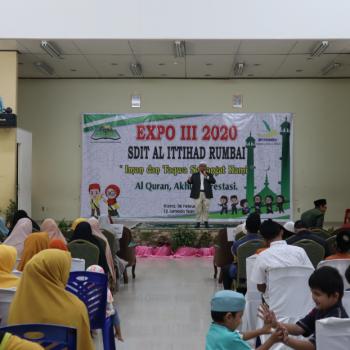 """EXPO III SDIT Al-Ittihad T.A 2020/2021 """"Iman dan Taqwa Semangat Kami"""""""