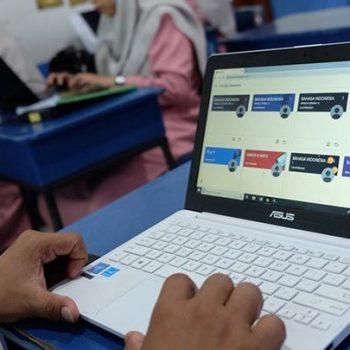 Program Bantuan Biaya Kuota Internet Pembelajaran Online Darurat Covid 19 Telah Diserahkan