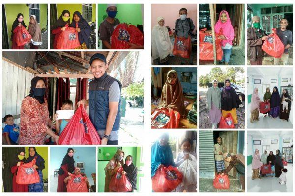 SDIT Al-Ittihad Distribusikan 230 Paket Sembako Untuk Masyarakat Terdampak Covid-19