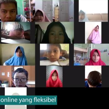 Informasi Belajar Dari Rumah (BDR) Tahun Pelajaran 2020/2021 SIT YKPI Al-Ittihad Pekanbaru