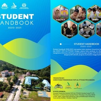 Student Handbook Digital All Unit Pendidikan YKPI Al-Ittihad