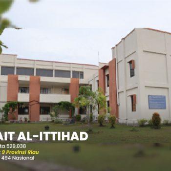 SMAIT Al-Ittihad Raih Peringkat 9 dari Daftar 20 SMA Terbaik di Riau 2020 Berdasarkan Nilai UTBK